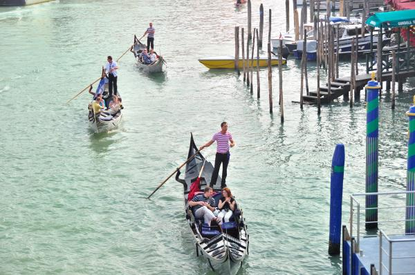 Grand Canal - Rialto - Venice Italy Venezia - Creative Commons by gnuckx