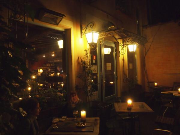 Music Bar in Ghent, Belgium