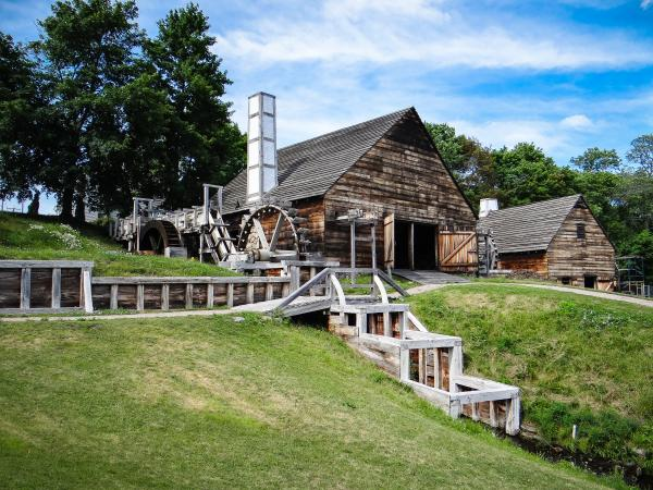 Saugus Iron Works Forge and Mill