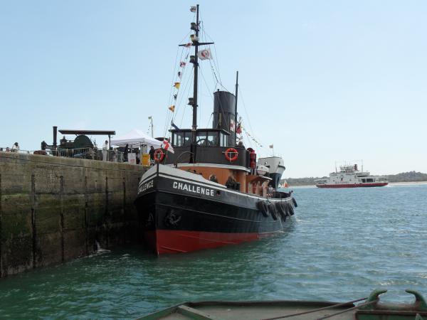Ss Challenge tugboat