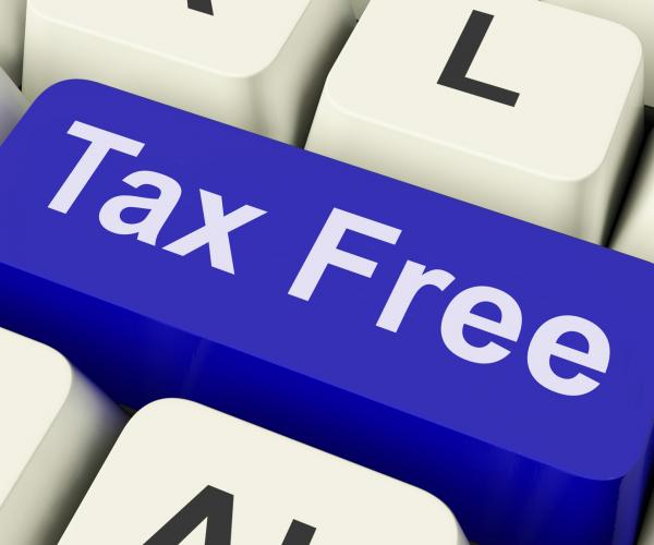 Tax Free Key Means Untaxed