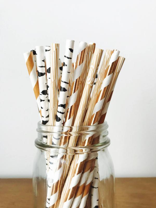 Wild straws